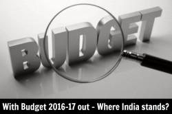 Budget 2016-17 - renewable energy